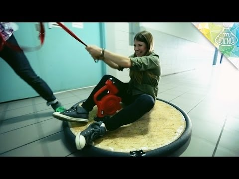 HOVERCRAFT BOWLING - Hard Science