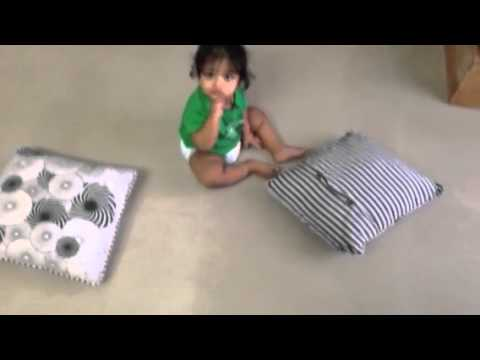 chota bheem gets bz with pillows