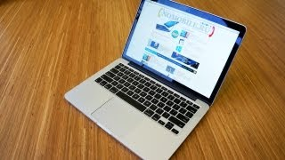 Обзор MacBook Pro 13 Retina
