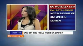 Market Pulse: CM Not In Favor Of Sea Links In Mumbai - BLOOMBERGUTV