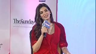 Women Of Steel Summit: Diana Penty says, i had no intention of doing films - NEWSXLIVE