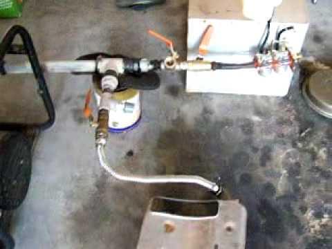 swa-plasma on gasoline engine (real appl test)