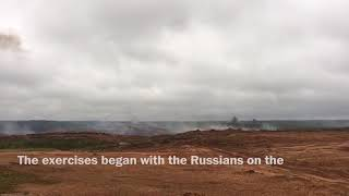 Russia defeats 'Western Coalition' in military exercises - WASHINGTONPOST