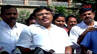YCP Leader Ambati Rambabu Speak on Nagarjuna Sagar Project Right Canal Water Release | CVR News - CVRNEWSOFFICIAL