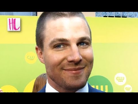 Stephen Amell Talks Arrow Season Finale And Going Shirtless