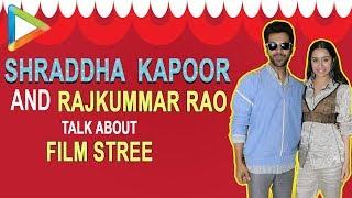"Rajkummar Rao: ""Writing table & Editing table can MAKE or BREAK the film"" | Stree - HUNGAMA"