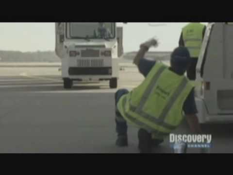Discovery Channel - Os Testes do Arbus A380 (Parte 1 de 5)