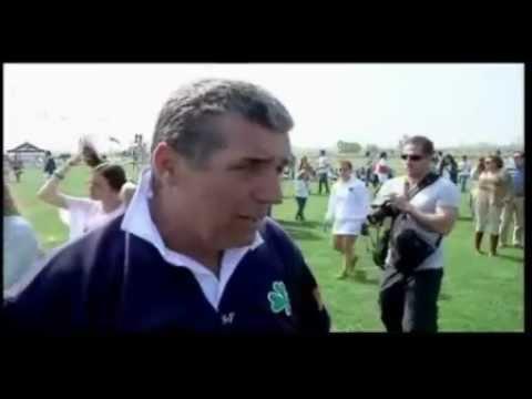 Partido de Rugby por la tragedia de los Andes
