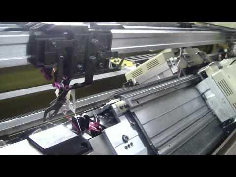 Maquina Tejedora Rectilínea ACCURATEX SYSTEMS