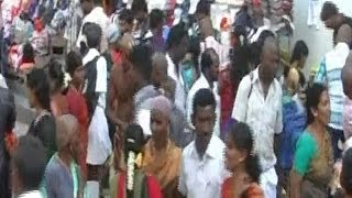Heavy Rush In Tirumala - TV5NEWSCHANNEL