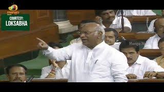 Mallikarjun Kharge Requests The Speaker to Revoke The Suspension of The Six Congress MPs | MangoNews - MANGONEWS