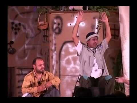 Assyrian comedy drama show The Beggars ..!! By : Sami Yako