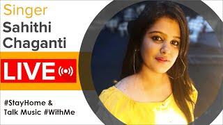 Singer SahithiChaganti LIVE Interaction With Fans - MANGOMUSIC