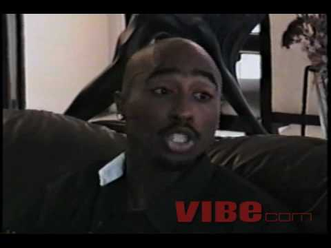 VIBE Tupac Shakur The Lost Interview Pt. 2