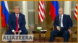 🇺🇸 🇷🇺 Trump-Putin summit brings end to frosty US-Russia relations | Al Jazeera English - ALJAZEERAENGLISH