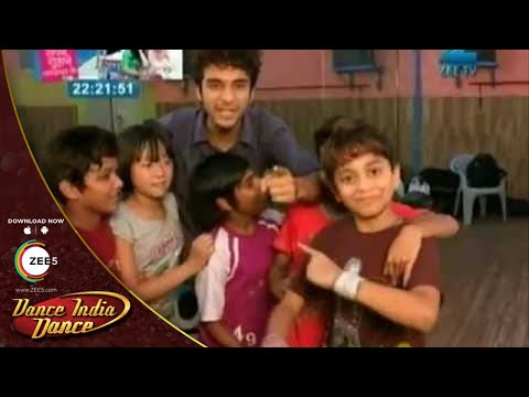 01 DID L'il Masters Raghav Ke Rockstar Ke Group Performance