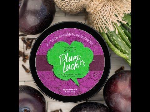 The Amanda Cooke - POSH - Plum Luck