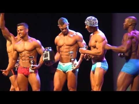 Miami Pro 2013 Fitness Models Competition