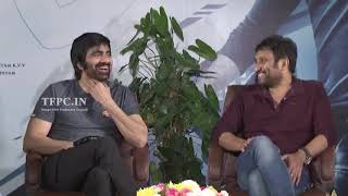 Amar Akbar Anthony Movie Team Hilarious Interview | Ravi Teja | Srinu Vaitla | TFPC - TFPC