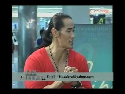 Fit Bersama Ade Rai Eps. 2 Part 1 of 6
