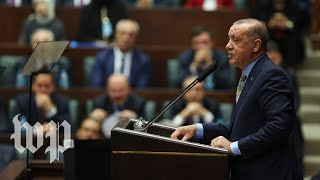 Erdogan's remarks on the Khashoggi murder investigation, in 4 minutes - WASHINGTONPOST