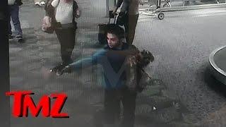 Video Momento exacto del tiroteo en el aeropuerto de Florida
