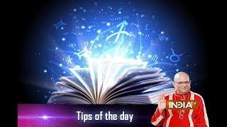 Tips of the day | 19th October, 2017 - INDIATV