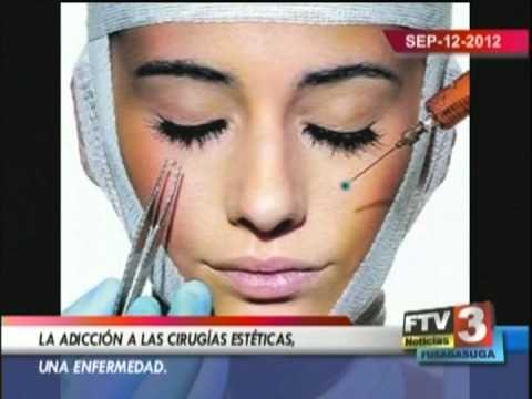 FTV NOTICIAS 13 DE SEPTIEMBRE/ ADICCIÓN A LAS CIRUGÍAS ESTÉTICAS