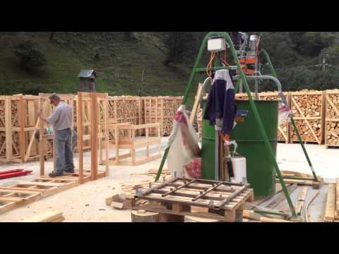 Despicator de lemne 2 - Industrial Action