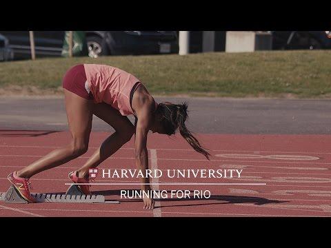 Harvard student athletes aim for Olympics in Rio