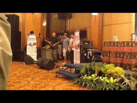 Asian Dub Foundation & Nathan Flutebox Lee @ SoundsFair 2014 PresConf