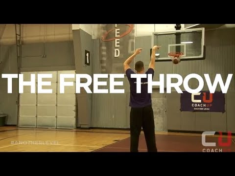 Basketball Tips: How To Shoot A Free Throw