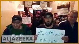 🇸🇾Syrian prisoners on hunger strike to protest death sentence l Al Jazeera English - ALJAZEERAENGLISH