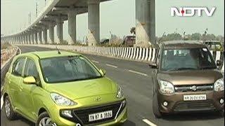 रफ्तार: नई सैंट्रो और वैगन आर आमने-सामने, कौन सी कार बेहतर - NDTVINDIA