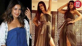 Priyanka Heads To US To Shoot Her Movies | Kriti Sanon Shakes A Leg For 'Mubarakan' Team - ZOOMDEKHO