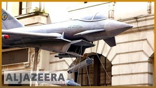 🇬🇧🇸🇦 UK protests over arms sales to Saudi Arabia for Yemen war | Al Jazeera English - ALJAZEERAENGLISH