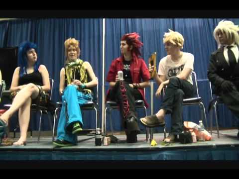 Demyx Time Panel (Sunday) Part 1/5 - Metrocon 2011