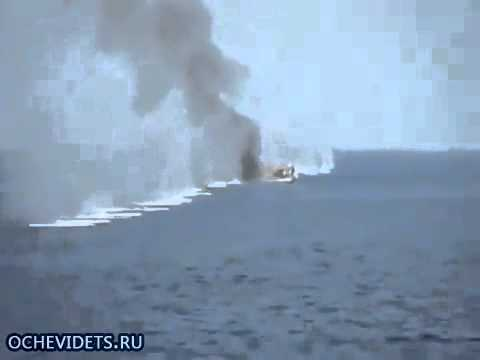 REAL combat between Russian navy and Somali pirates