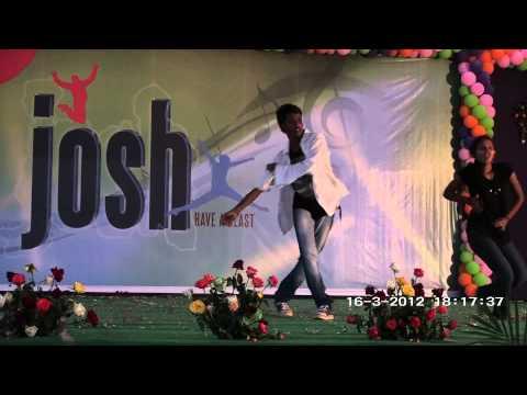Dance By Vamsi & Sujitha