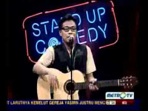 MUDI - Stand up comedy show @ metro tv 15 feb 2012