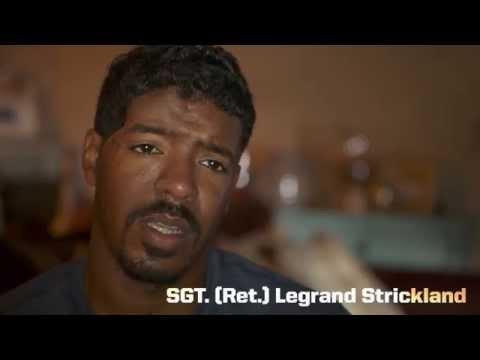 SGT(Ret.) Legrand Strickland
