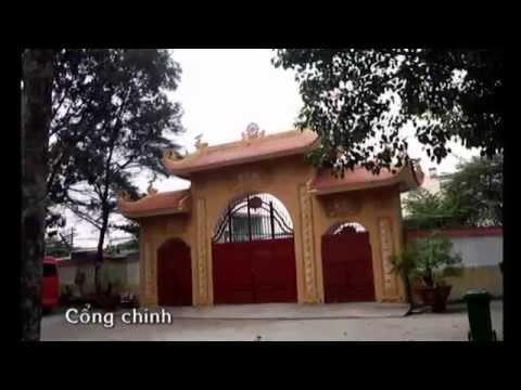 Đôi nét chùa Hoằng Pháp h.Hóc Môn TP.HCM  2010