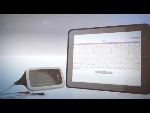 Film promujący urządzenie PocketECG.