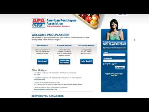 How to Print Your APA Membership Card