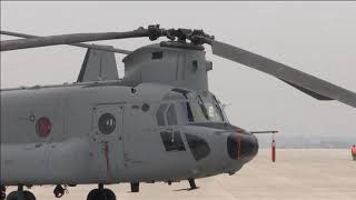 Indian Air Force inducts four heavy-lift Chinook helicopter - ANIINDIAFILE