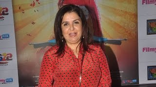 Watch: Why Farah Khan is not directing any film in 2015 - IANSINDIA