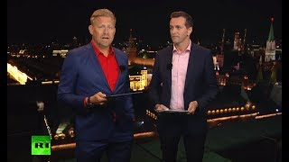 'Iran team poses danger': Peter Schmeichel on Iran chances & Ronaldo's goal - RUSSIATODAY