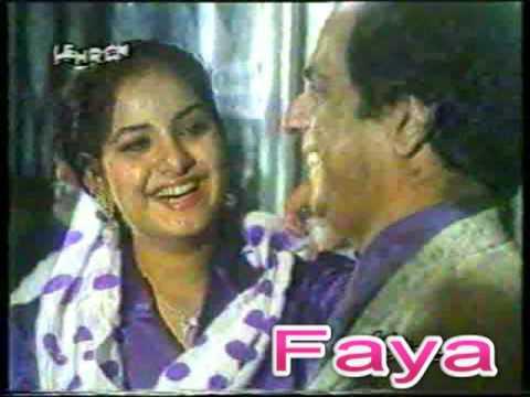 Divya Bharati * Laughing & Smiling * (Very Rare Video)