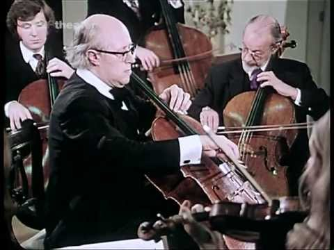 Rostropovich-Haydn-Cello Concerto No.2-part 1 of 3 (HD)