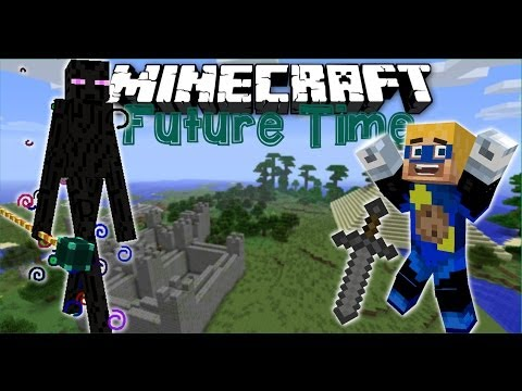 OMG ALLE FKK o.O-Minecraft Future Time Folge #7 Deutsch HD